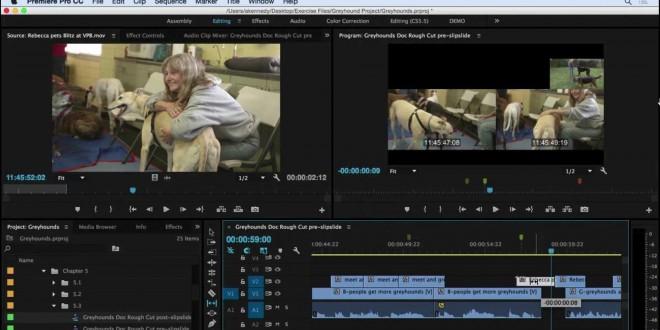 Kursus Edit Video Menggunakan Adobe Premiere Pro CC 2015