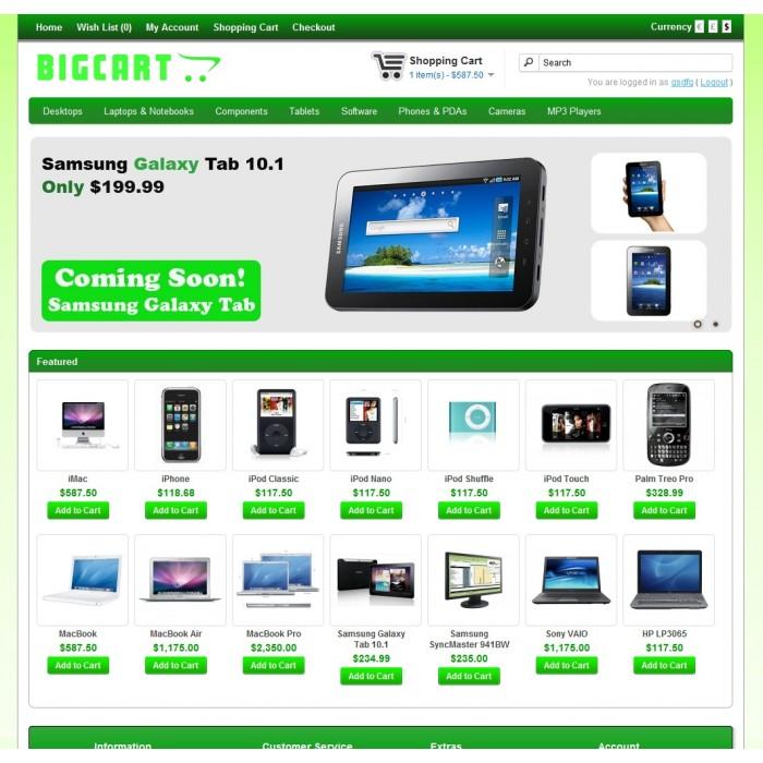 Kursus Komputer Privat Membuat Website Toko Online Dengan Prestashop & Opencart Di Jogja 06