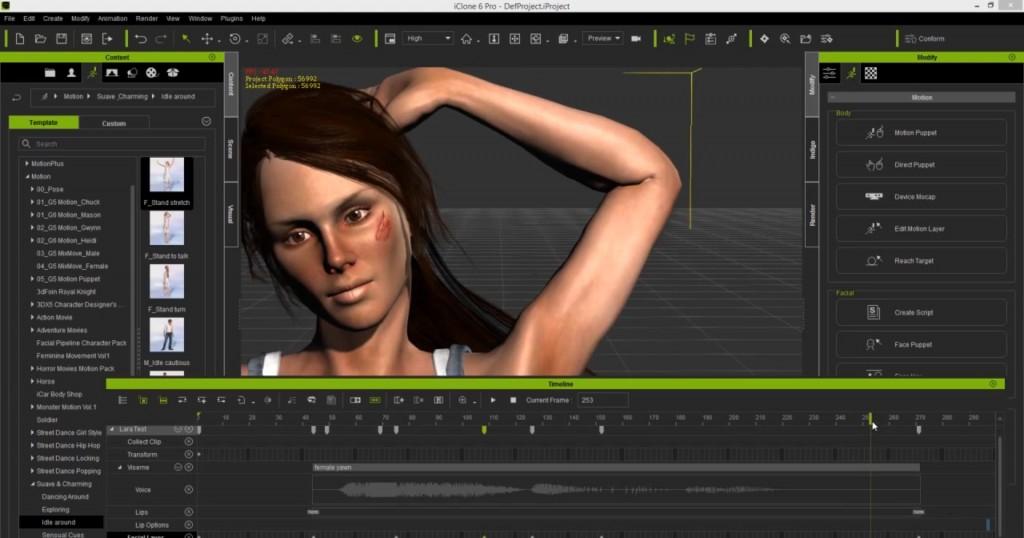 Kursus Privat Membuat 3D Game Character Secara Instan 02