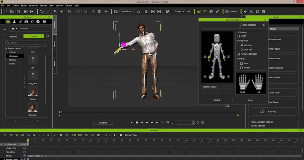 Kursus Privat Membuat 3D Game Character Secara Instan 03