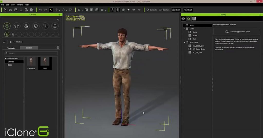 Kursus Privat Membuat 3D Game Character Secara Instan 05