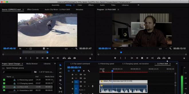 Kursus Adobe Premiere Pro Expert | Mengubah Kecepatan Klip