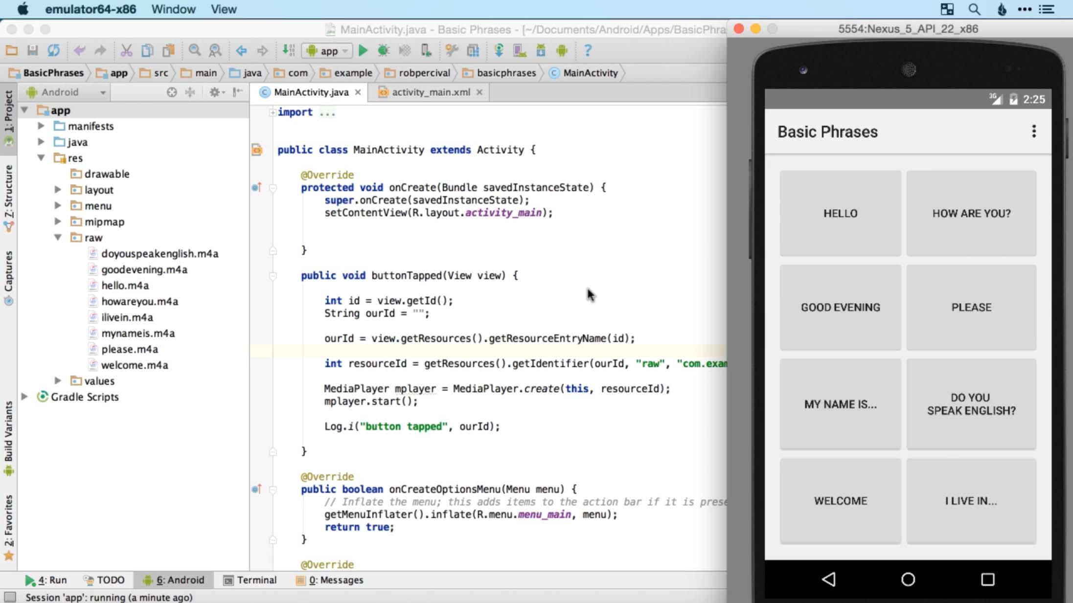 Kursus Android Jogja 04