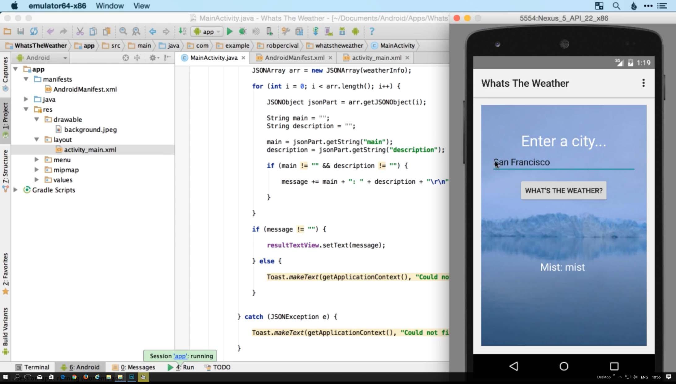 Kursus Android Jogja 05