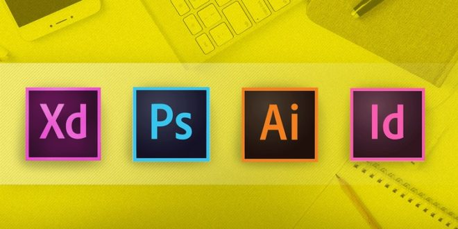 Kursus Adobe | Adobe CC Masterclass: Photoshop, Illustrator, XD & InDesign