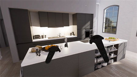 Kursus Unreal Engine | Membuat Virtual Reality Visualisasi Arsitektur
