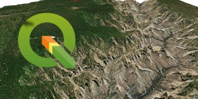 Jasa Pembuatan | Kursus QGIS | QGIS 3.0 Untuk GIS Professional