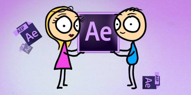 Jasa Pembuatan Aplikasi | Kursus After Effects | After Effects: Simple Character Animation & Motion Graphics