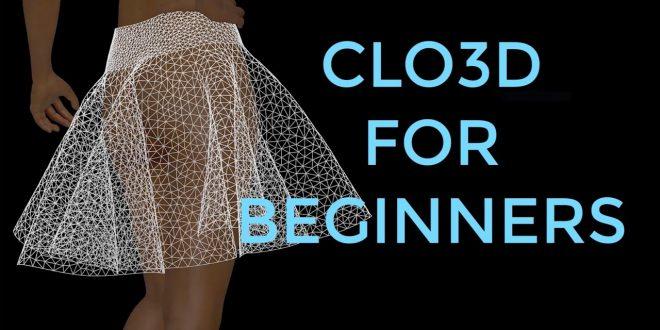 Kursus Clo3D | Clo3D Untuk Fashion Desainer