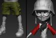 Kursus Zbrush & Maya | Game Character Sculpting Menggunakan Zbrush & Maya