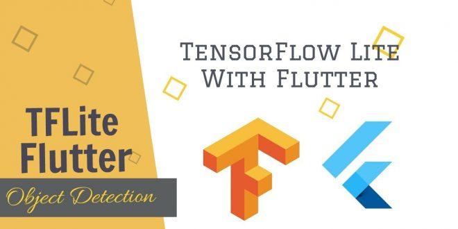 Pelatihan/Kursus Flutter | Tensorflow Lite Flutter