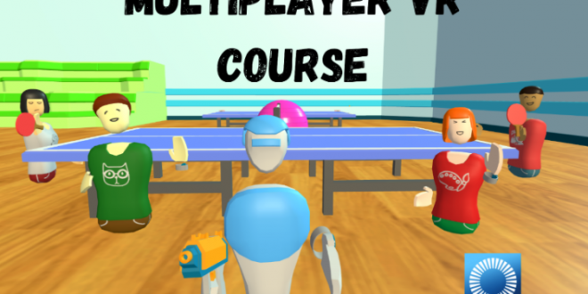 Pelatihan/Kursus Unity | Multiplayer Virtual Reality (VR) Development Unity