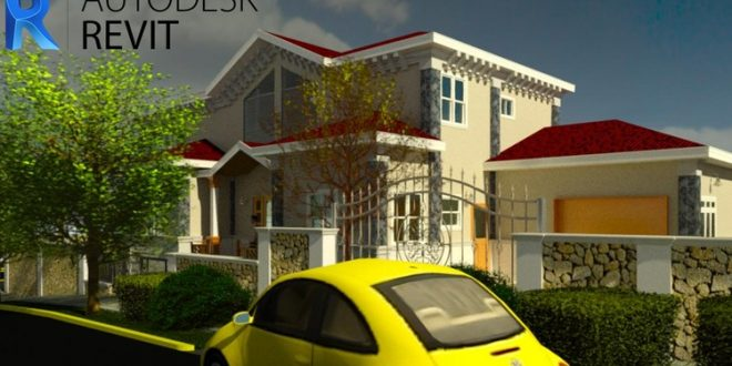 Kursus/Jasa Revit | Autodesk Revit Basic to Master