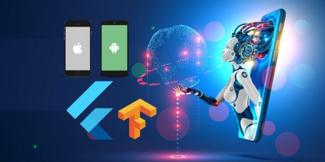 Kursus/Jasa Bimbingan Skripsi/Tesis/Disertasi Flutter | Flutter Artificial Intelligence Course – Build 15+ AI Apps