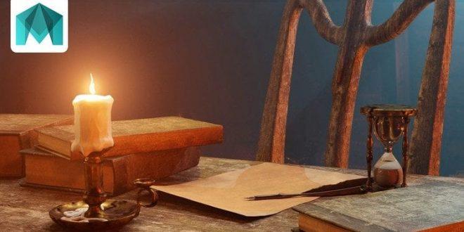 Kursus Maya   Membuat Realistic Scenes