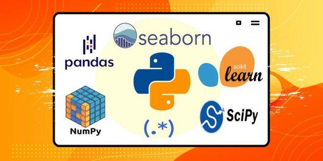 Kursus/Jasa Analisa Data Python | Scientific Python Data Science Visualization