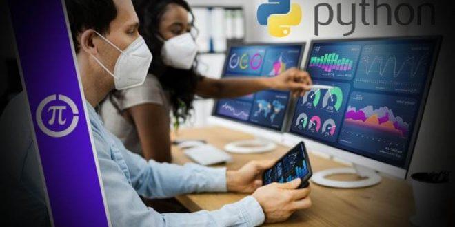 Kursus/Jasa Python | Belajar Python Dengan Latihan: Kelas Master Proyek Dunia Nyata 2022