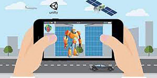 Kursus/Jasa Unity AR | GPS di Augmented Reality